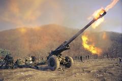 Artillery of Republic of Korea Armed Forces (flarekiss photo) Tags: artillery
