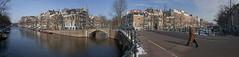 Amsterdam Canals Panorama (JimBoots) Tags: