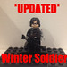 Custom Lego *UPDATED* Winter Soldier