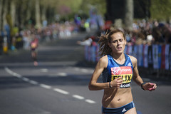 London Marathon 2014 (Something For Kate) Tags: uk london westminster sport nikon unitedkingdom marathon running victoria gb runner embankment 2014 f3556g 18300mm d5300