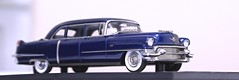 Cadillac Serie 75 Limousine 1956 (Jeffcad) Tags: classic scale car vintage models style crest cadillac 1956 75 serie limousine fleetwood glm 143 dagmars