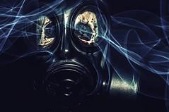 War Has no Winners (DarrenBaileyLRPS) Tags: darren dark creativity photography skull war darkness mask creative photographic creation gasmask concept photographicart conceptual conceptualart darkbackground creativeartwork conceptualimage creatiive darkarts darrenbailey darrenbaileyart photographiccreation