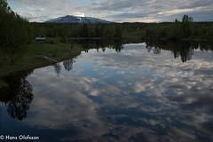 Snfjllet, Dalarna, Sweden (Hans Olofsson) Tags: landscape scenery vy vatten dalarna landskap summernight nordiclight arktic snfjllet fjllen2015 arkticlight