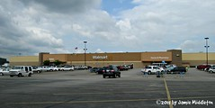 Walmart -- Mt Sterling, Kentucky (xandai) Tags: mt kentucky ky walmart sterling supercenter mountsterling walmartsupercenter walmartstores walmartstore