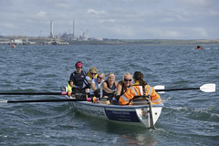 Marathon Row 2015 (Ade-Wales(Moving house, see you soon!)) Tags: rowing pembrokeshire milfordhaven celticlongboats marathonrow searowing adewales