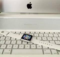 Apple Watch ⌚️ (mimi.candi) Tags: apple sport imac technology tech watch health activity fitness apps gadgetgirl applewatch