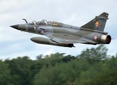 Dassault Mirage 2000 (adam.court89) Tags: nikon hurricane airshow f16 eurofighter spitfire vulcan typhoon osprey hawker avro mig29 supermarine bbmf fightingfalcon fulcrum xh558 nikon70300vr d3300 riat2015
