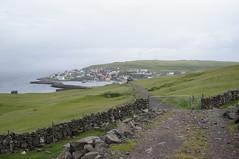 Gate, Nlsoy, Windmills (mlcastle) Tags: faroeislands faroe froyar nlsoy
