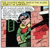 I'd better have a look-see! (Tom Simpson) Tags: robin illustration vintage comics newspaper 1940s batman comicstrip 1945 boywonder