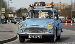 Simca Aronde P60 1961 (XBXG) Tags: ct524mq simca aronde p60 1961 simcaaronde bleu blue 30ème salon des belles champenoises époque reims marne 51 grand est grandest champagne ardennes france frankrijk vintage old classic french car auto automobile voiture ancienne française vehicle outdoor