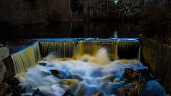 My First long exposure  photo (J- MacElroy) Tags: long exposure waterfall longexposure 1stlongexposure nature amateur newbie photographer rockie
