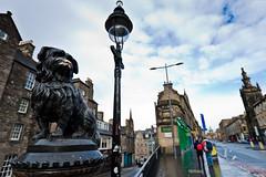 The Master's Dog (Edward.Turner) Tags: edinburgh scotland city citybreak canon 50d sigma 1020