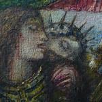MOREAU Gustave - Hélène sur les Murs de Troie (drawings, dessin, disegno-Louvre RF32135) - Detail 20 thumbnail