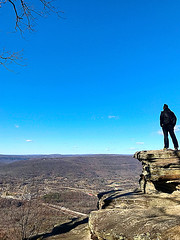 Point Park (#KPbIM) Tags: winter travel trip 2016 december vacation point park rocks chattanooga dima tennessee