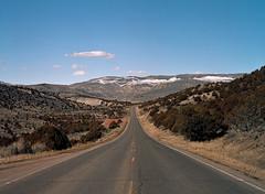 Spring in the Rockies (skylercarrico) Tags: mamiya 645 m645 120mm film analog portra
