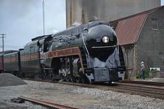 DSC_0201 (Andy961) Tags: marshall virginia va railway railroad train norfolkwestern nw classj steam locomotive engine 484 611