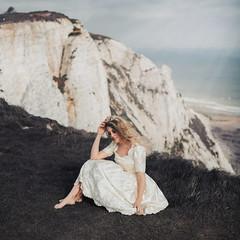 Phosphorescence (hollyrosestones) Tags: phosphorescence cliff beach beachy face head dress reemit energy positivity