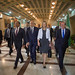 Federica Mogherini participates at the Quartet Meeting on Libya Mission, in Cairo