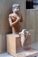 King Neferefre (konde) Tags: 5thdynasty oldkingdom abusir mortuarytemple neferefre raneferef ancientegypt statue horus cartouche hieroglyphs cairomuseum art treasure