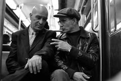 negociationsdumetro (renoleon) Tags: metro negociation flickr d90 35mm nikon portrait portraiture subway