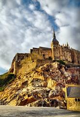 Le Mont Saint Michel (Bould'Oche) Tags: mont saint michel france normandie normandy sony alpha hdr amateur thomas maheut photographies manche