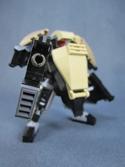 stick 'em up! (Messymaru) Tags: original infantry robot lego grunt mecha mech moc