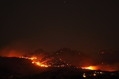 Soldier Basin Fire #1 (Az Skies Photography) Tags: santa wild arizona patagonia forest canon soldier fire eos rebel may az basin cruz national coronado mountians wildfire coronadonationalforest 2013 t2i santacruzcountyarizona patagoniamountians may2013 canoneosrebelt2i eosrebelt2i soldierbasinfire soldierbasinfire52213