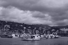 Boats (sbrizio) Tags: santa sea italy boat mare liguria margherita ligure