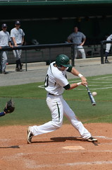 Baseball vs Richmond (A10 Tournament), 5/22/2013, Chris Crews, DSC_2586 (NinerOnline) Tags: university baseball spiders 49ers richmond tournament unc a10 uncc charlote ninermedia