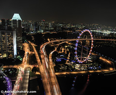 From the eye of Marina Bay Sands (adnanyousafch) Tags: longexposure nightphotography night singapore marinabay marinabaysands canon650d