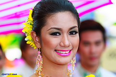 A new day begin with a smile (Jodette T. Abad) Tags: flores de mayo espaol claudine abad 2013 jodette terciano