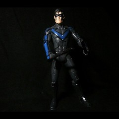 nightwing (zack_deth) Tags: batman gotham nightwing dickgrayson toyphotography