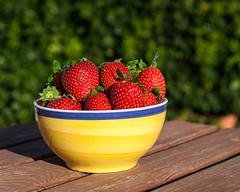 165 (Sonriendo) Tags: strawberries fresones 3652013