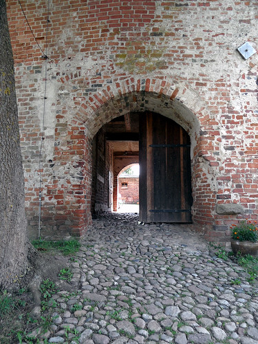 Burg Klempenow (1240)