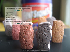Flintstones Vitamins Contain GMO's