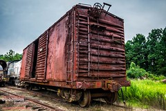 Southeastern Railway Museum Part 2 (The Suss-Man (Mike)) Tags: old railroad train georgia rust rusty rusted duluth gwinnettcounty southeasternrailwaymuseum thesussman sonyalphadslra550 sussmanimaging