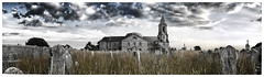 St George's Church, Portland (DorsetLandscape) Tags: panorama church graveyard portland sony dorset alpha soe cs6 a900 mygearandme august2013 mygearandmepremium mygearandmebronze mygearandmesilver mygearandmegold mygearandmeplatinum ringexcellence