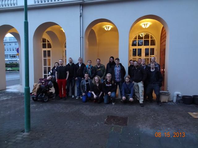 Reykjavik Mozilla event