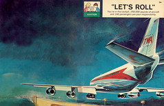 Let's Roll (CDeahr23) Tags: boeing 707 twa boeing707 transworld letsroll transworldairlines