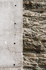 Stone / Concrete. Photo 3 (Oleh Zavadsky) Tags: leica texture stone trash concrete rust industrial surface x bulgaria burgas cubism x2 xseries         leicax2gallery