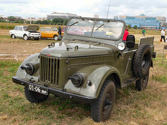 "UAZ-69 (6) • <a style=""font-size:0.8em;"" href=""http://www.flickr.com/photos/81723459@N04/9694344440/"" target=""_blank"">View on Flickr</a>"