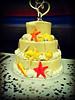 Wedding Cake (zolofts_demon_child) Tags: wedding love beach cake photography starfish seashell scottface