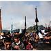 """La Promesa<br /><span style=""""font-size:0.8em;"""">Los líderes de las comunidades de los 48 cantones levantan sus bastones de madera mientras se devela la placa en conmemoración a los fallecidos el 04 de octubre de 2012.</span> • <a style=""""font-size:0.8em;"""" href=""""https://www.flickr.com/photos/78169357@N03/10212235266/"""" target=""""_blank"""">View on Flickr</a>"""