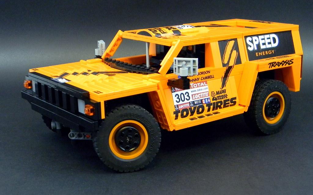 Lego Technic Jeep Wrangler >> The World's Best Photos by LegoMarat - Flickr Hive Mind