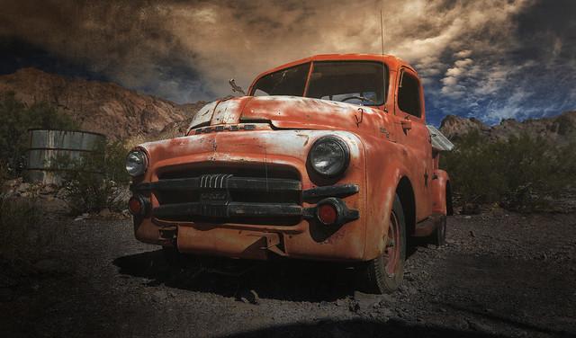 orange truck pickup dodge ram hss graduatedfilters dodgerampickuptruck itsstillsundayhere nikandonone thedualityoffilters