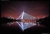 A Bridge At Putrajaya (Zainal Hisham Yusuf) Tags: bridge nikon malaysia putrajaya d300 sigma1020mm