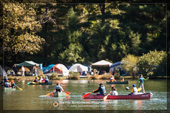 Lake Eden - LEAF Festival (Oct. 2013) (David Simchock Photography) Tags: camping autumn musician music fall photography boat photo concert nikon kayak image performance band tent canoe adventure event watermark lakeeden leaffestival leafseason vagabondvistas davidsimchock davidsimchockphotography