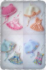 New Crochet Sets