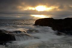 Golden (mike_vieira213) Tags: california sunset seascape nikon montanadeoro centralcoast blufftrail d7000 mikevieira