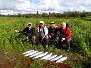 Alaska Fly-out Fishing Lodge 45